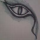 Cat's eye  by KathHanthorneAr