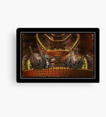 Steampunk central Canvas Print