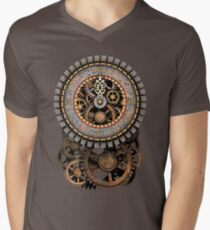 Vintage Steampunk Clock (Stopped at Midnight!...OO-Er!!) T-Shirt