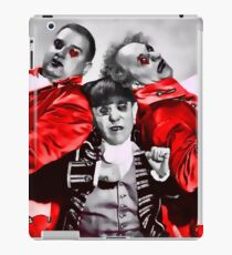 The Stooges Goth iPad Case/Skin