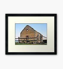 St. Johns Lutheran Church Framed Print