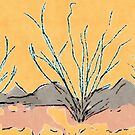 Ocotillo Leaves Us Alone by Susie Monday