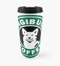 Corgibucks Coffee Travel Mug