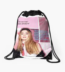 Sabrina Carpenter Drawstring Bag
