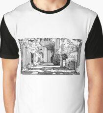 nostalgic neighborhood Graphic T-Shirt