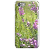 Bloomin'  Bushes iPhone Case/Skin