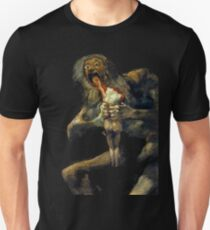 Saturn Devouring His Son T-Shirt