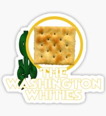 The Washington Whities Sticker