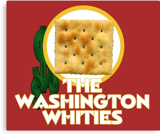 The Washington Whities by frderickchilton