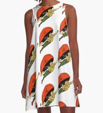 Kiteman A-Line Dress
