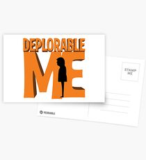 Deplorable Me Postcards
