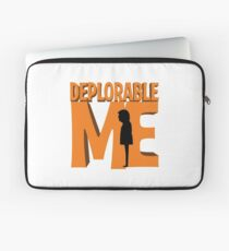 Deplorable Me Laptop Sleeve