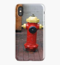 Quebec Urban Still Life iPhone Case/Skin