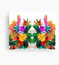Wildlings of the Exotic Canvas Print
