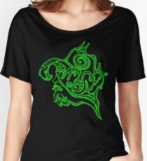 Psychedelic musketeer  Women's Relaxed Fit T-Shirt