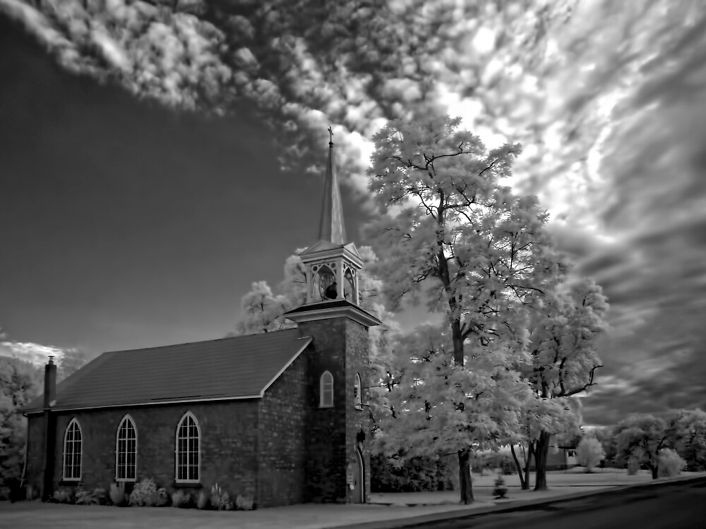 † ❤ † ❤ † ❤St. Andrews Church on Wolfe Island  Point Alexandria † ❤ † ❤ † ❤ by ✿✿ Bonita ✿✿ ђєℓℓσ