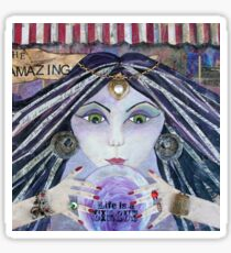 The AMAZING - Fortune Teller Gypsy Sticker
