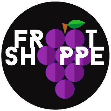 Froot Shoppe (Grape) shirt by mimeomia