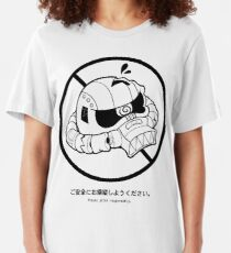 PSA (Zaku ver.) Slim Fit T-Shirt