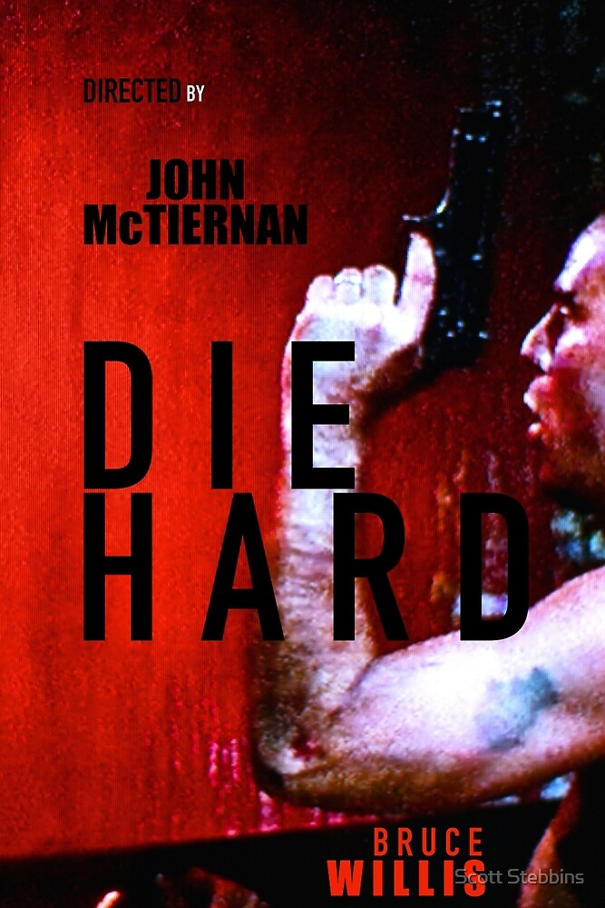 DIE HARD 9 by -SIS-