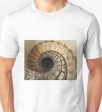 St Stephens Staircase, Budapest Unisex T-Shirt