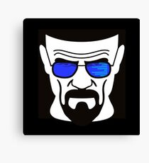 Coding Bad Heisenberg Canvas Print