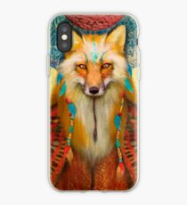Wise Fox iPhone Case