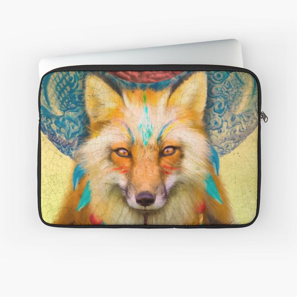 Wise Fox Funda para portátil