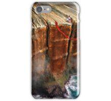 Cliffhanger iPhone Case/Skin