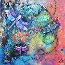 Dragonflies by Jacqueline Eden