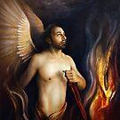Archangel Michael by Katia Honour