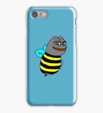 Bee Yourself Pepe iPhone Case/Skin
