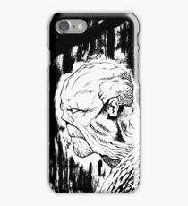 The Swamp Thing iPhone Case/Skin