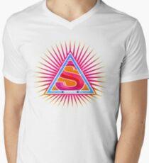 supermystic 2 Mens V-Neck T-Shirt