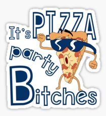 Pizza party friday night