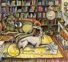 Beauty and the Beast by Elle J Wilson
