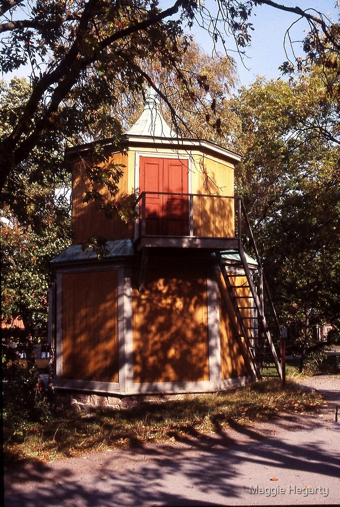 The Ultimate Garden shed by Maggie Hegarty