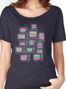Inteference Women's Relaxed Fit T-Shirt