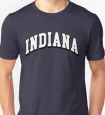 Indiana Classic IN Unisex T-Shirt