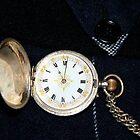 Pop's Victorian pocket watch by Maggie Hegarty