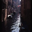 Canal, Venice by Maggie Hegarty