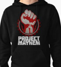 Sudadera con capucha Fight Club Project Mayhem Design