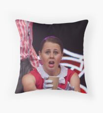 Sylvia Young Theatre School Throw Pillow