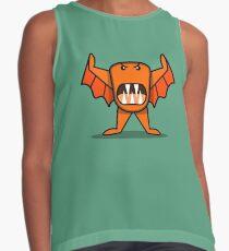 """""""Orbi"""" (orange & bissig) Contrast Tank"""