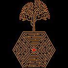 Tree Maze by noeldelmar