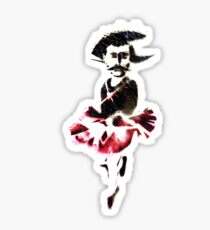 Banksy Queer Nation graffiti GLBTI Sticker