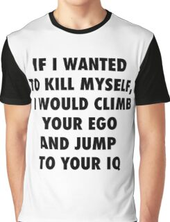 Climb and Jump Graphic T-Shirt
