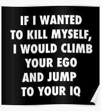 Climb and Jump Poster