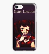 Sister Location iPhone Case/Skin
