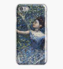 Edgar Degas - Dancer With A Tambourine iPhone Case/Skin